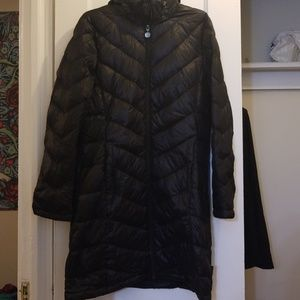 Calvin Klein lightweight down jacket.